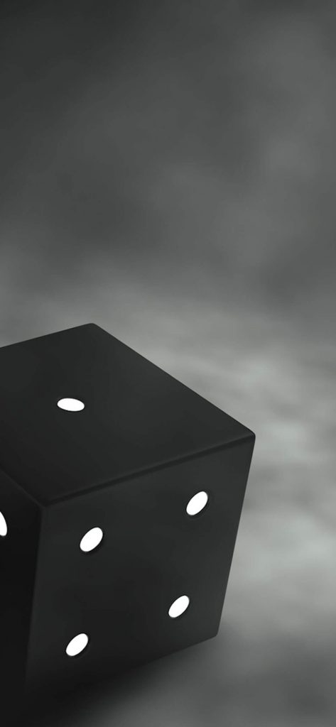 Square Puzzle Black