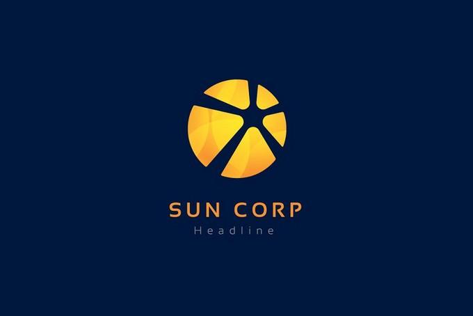 Sun Corporation Logo