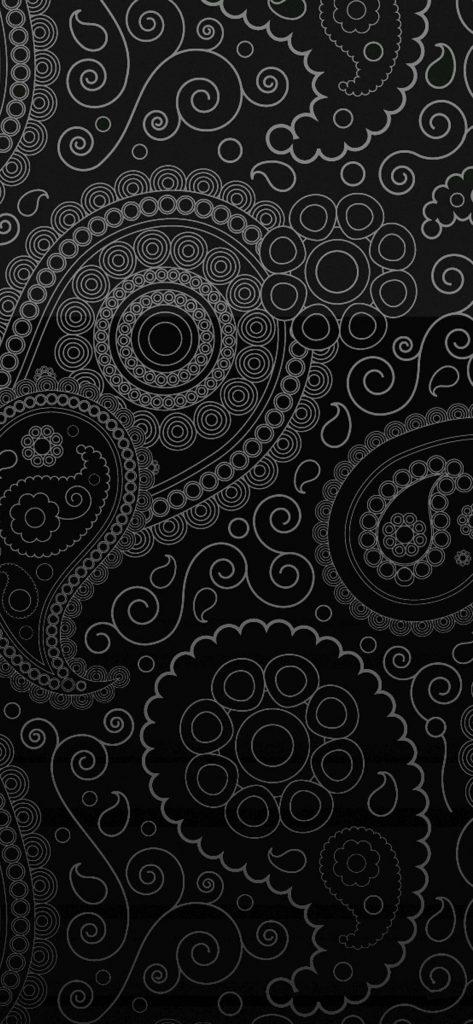 Black Design iPhone