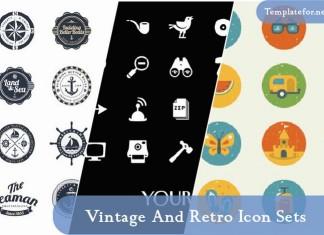 Vintage And Retro Icon