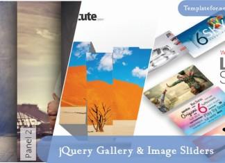 jQuery Gallery & Image Slider