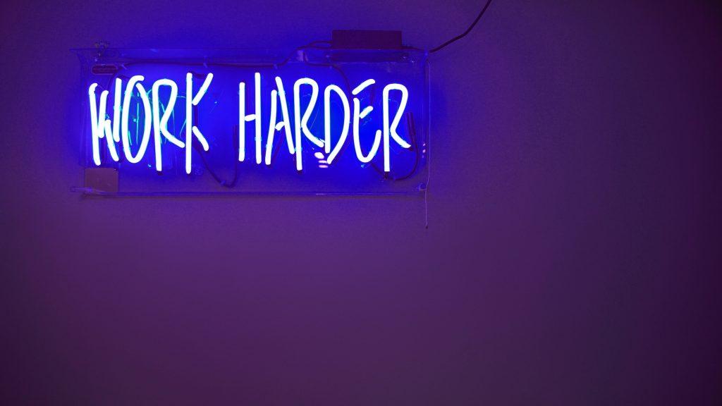 Work Hard Tumblr HQ Blue Background-2560 × 1439