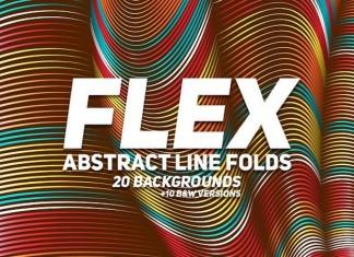 Flex Lines Backgrounds