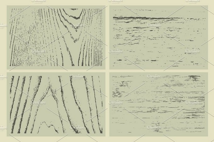 20 Wood & Plank Textures