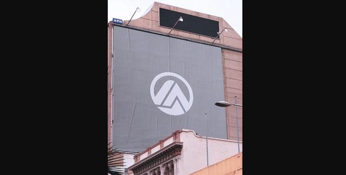 Building Advertisement PSD