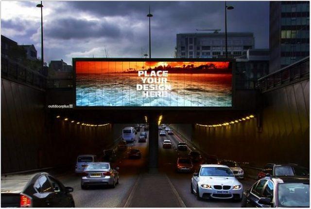 Billboard Mock-up#13