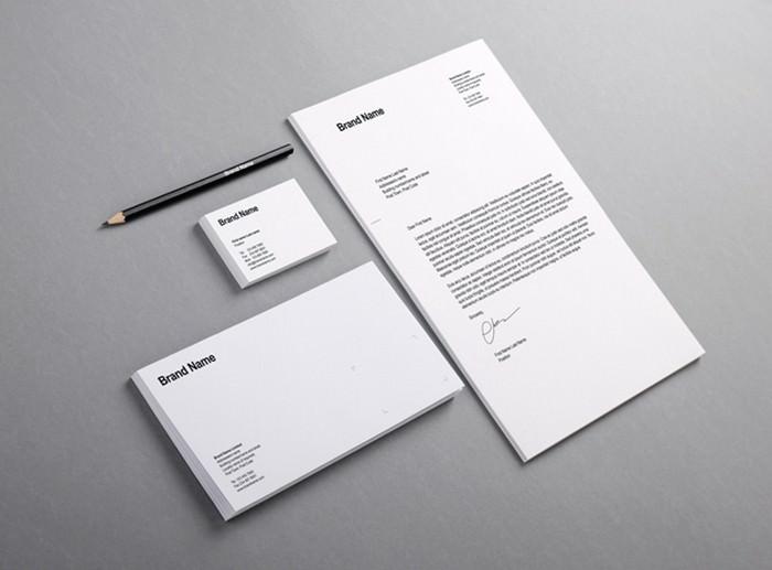 Branding / Identity MockUp Vol.12