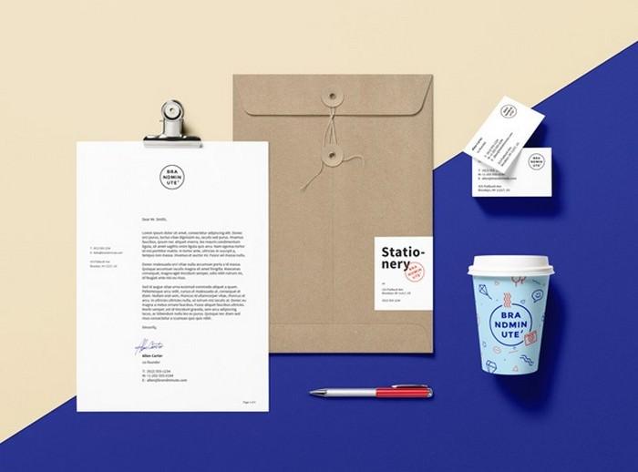 Branding Identity MockUp Vol.15