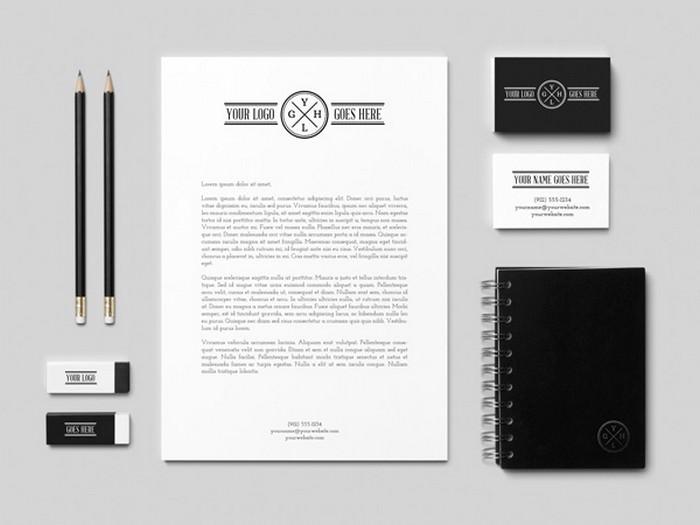 Branding / Identity MockUp Vol2