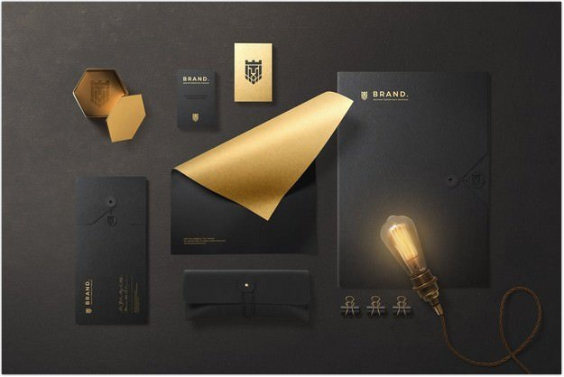 Branding Mockup Essentials Vol. 2