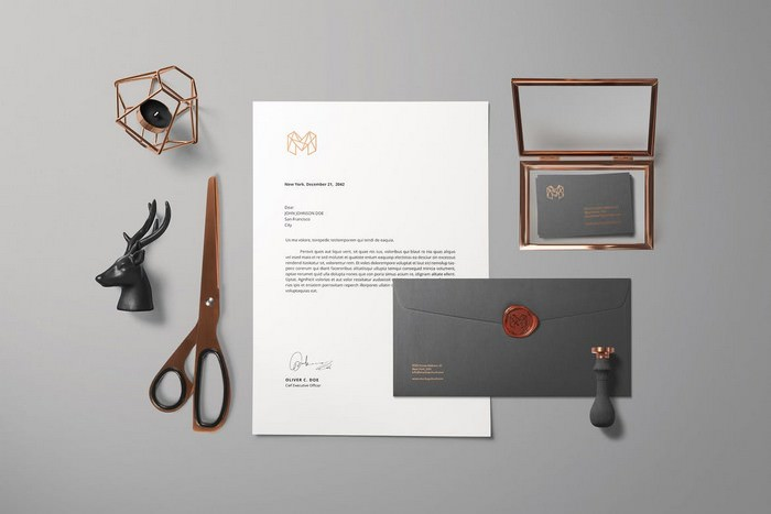 Branding Mockup Essentials Vol. 5