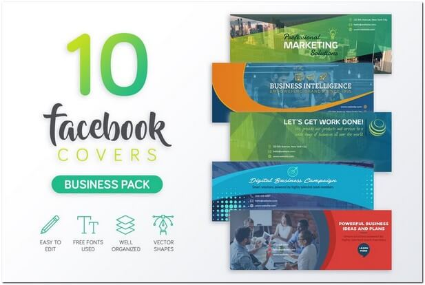 Business Facebook Cove