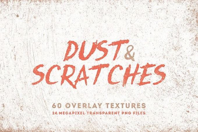 Dust 60 Overlay Textures