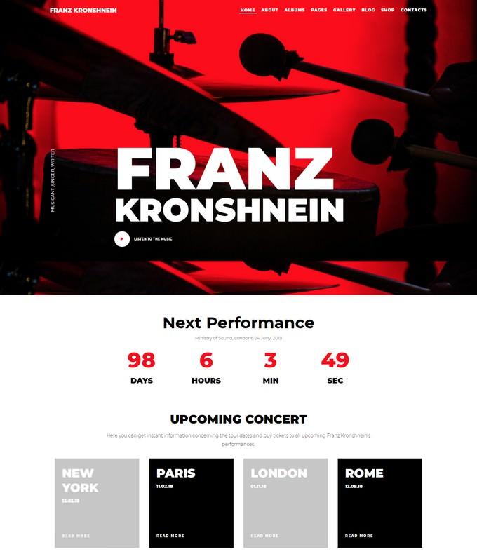 Franz Kronshnein