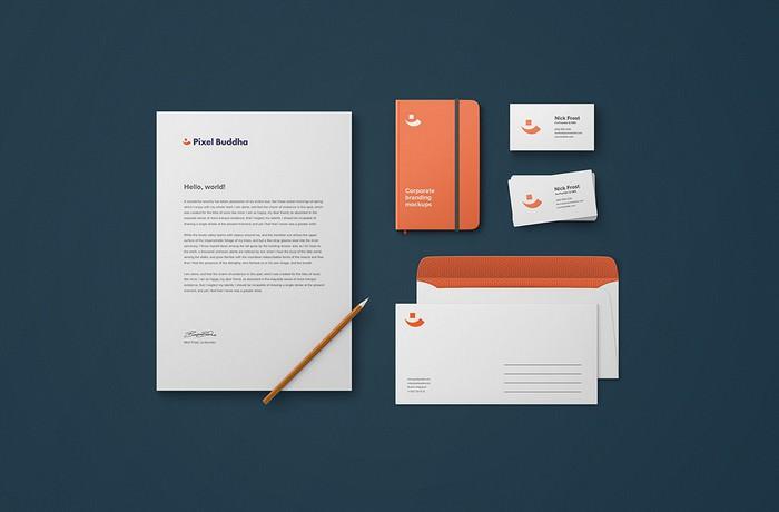 Identity Branding Mockup Vol. 2