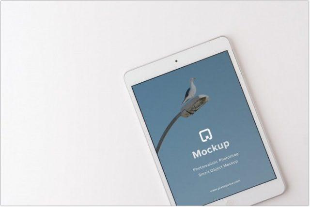 Ipad Mock up Design