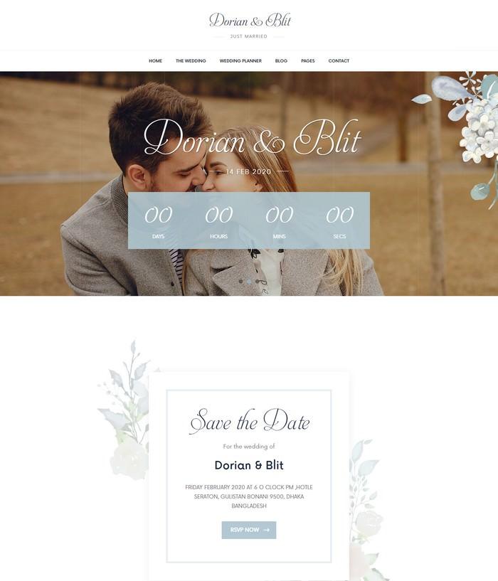 Jolly - Wedding & Wedding Planner HTML Template