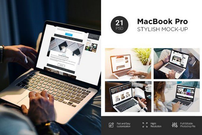 MacBook Screen Mock-Up 21
