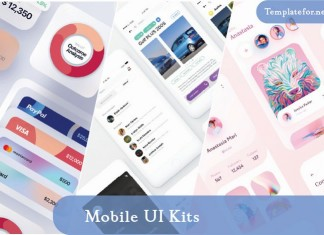 Mobile UI Kits