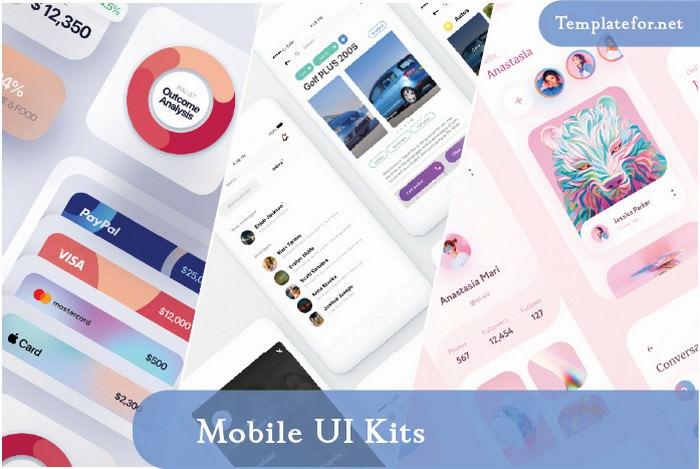 Mobile UI Kits