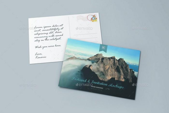 My Postcard Mock-up v1