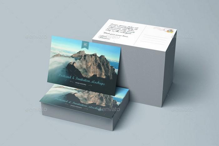 My Postcard Mock-up v2