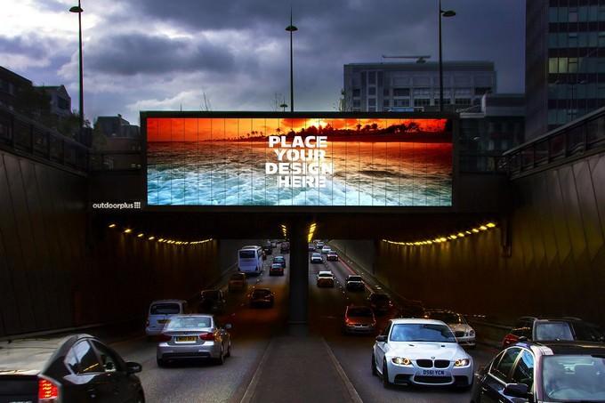 Outdoor Plus Billboard