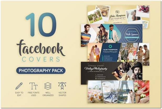 85 Best Facebook Cover Psd Templates 2018 Templatefor