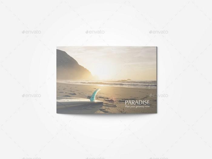 Postcard / Invitation Mock-Up