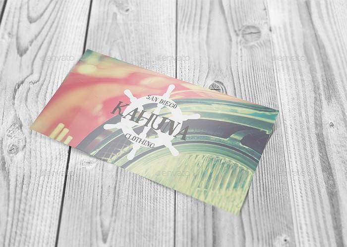 Postcard / Invitation Mockup Pack
