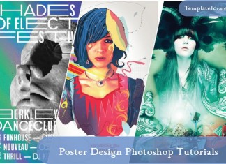 Poster Design Photoshop Tutorials