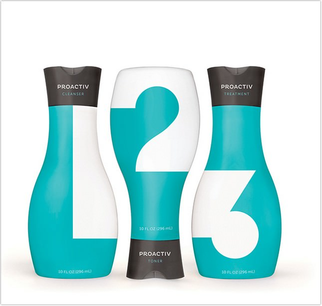 Proactiv Packaging Bote mockup
