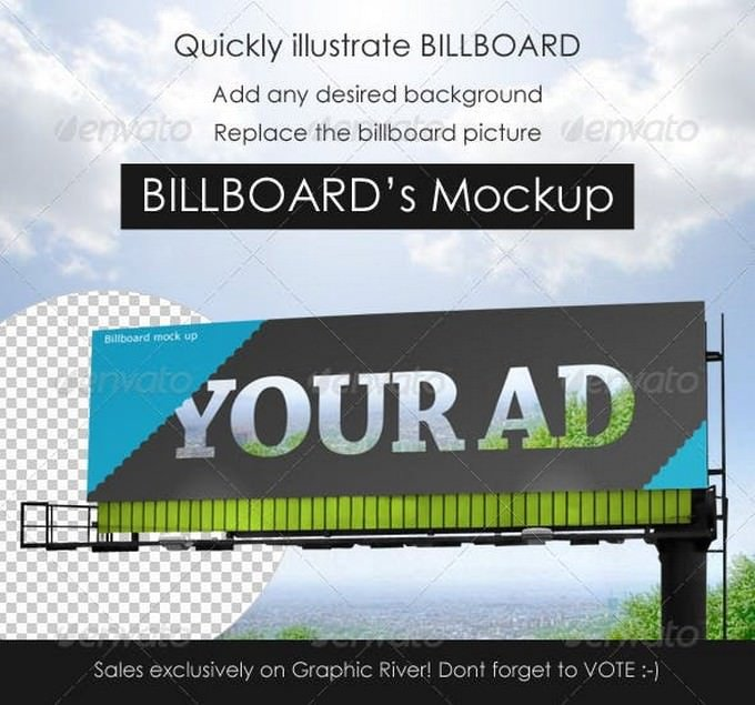 Professional Billboard