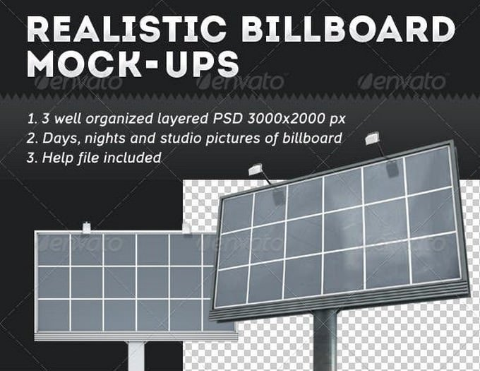 Realistic Billboard
