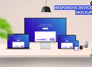 Responsive Device Mockup 2.0