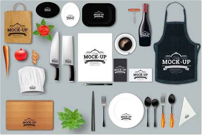 Restaurant Mock-Up Creator