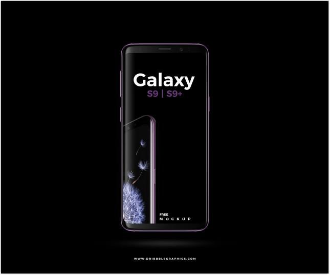 Samsung Galaxy S9 & S9+ Mockup