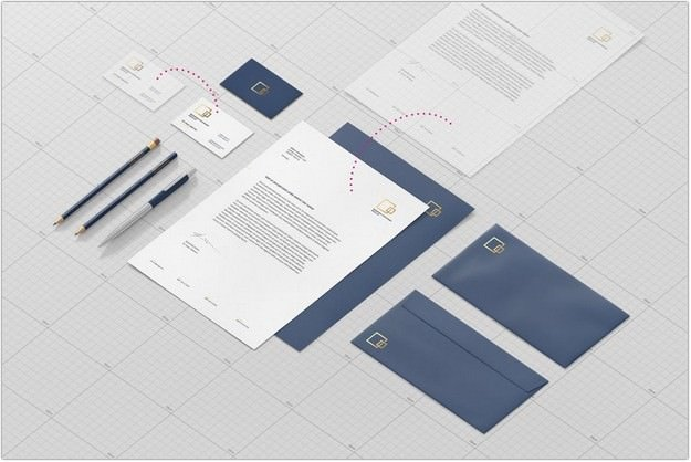 Stationary / Branding Mock-Up