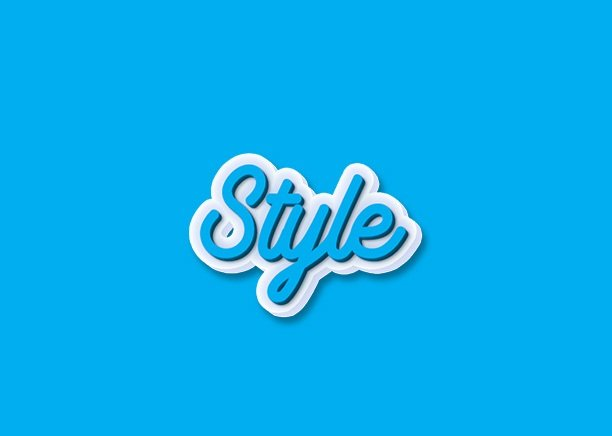 Style Psd Text Effect