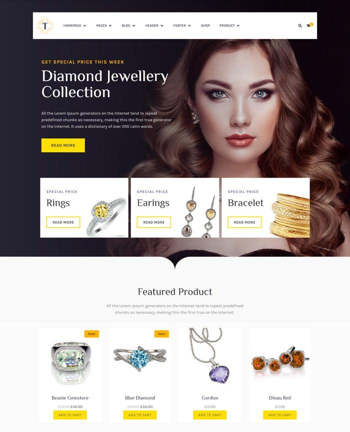 Tisara Jewelry