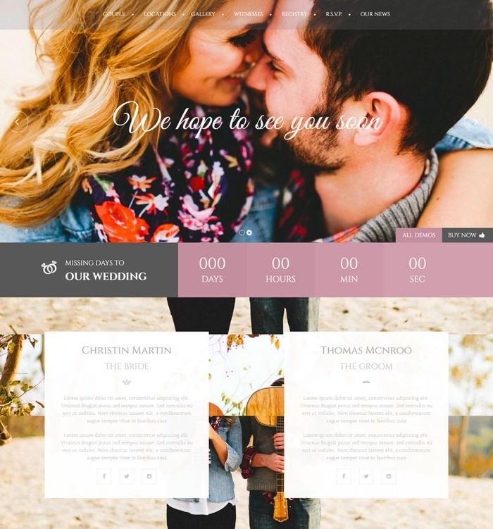 Wedding Love - Multipurpose For Wedding & Couple