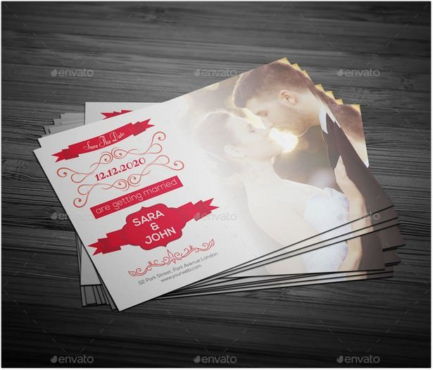 Wedding Post Card