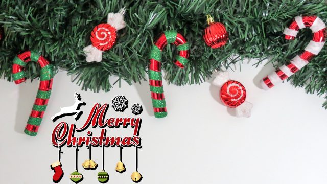 merry christmas candy- 2018- 3840 × 2160
