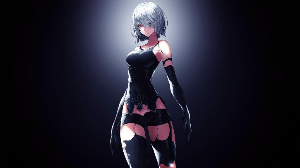 3840x2160-Stunning Anime Girl HD Wallpaper
