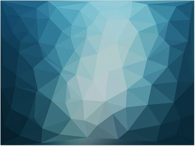 5 Free Geometric Polygonal Backgrounds