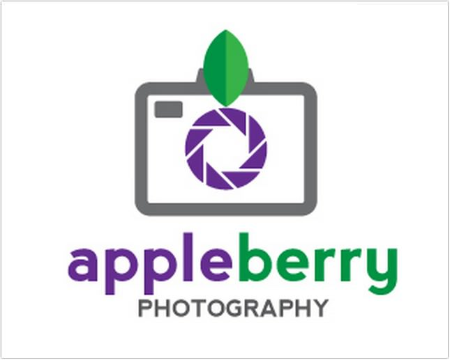 AppleBerry Photography Logo