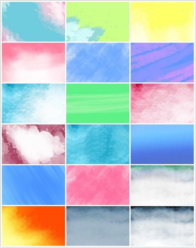 Artsy Backgrounds