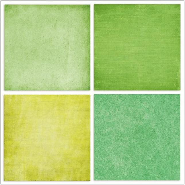 Brown & Emerald Green Background Paper
