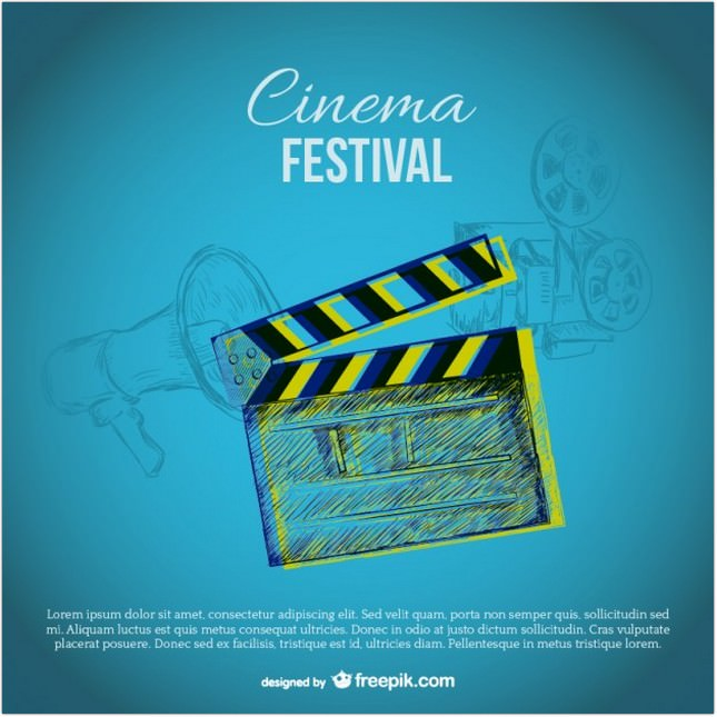 Cinema Festival Template
