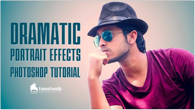 Dramatic Portrait Effects